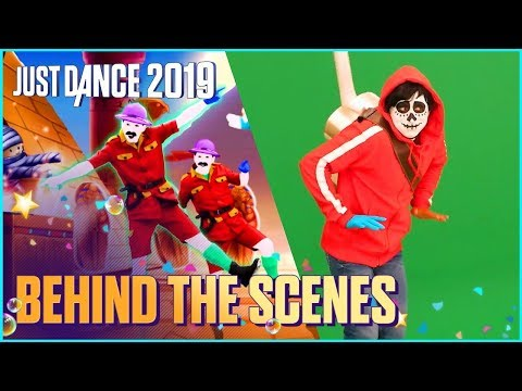 Just Dance 2019 - Real dancers behind the scenes (3/3)