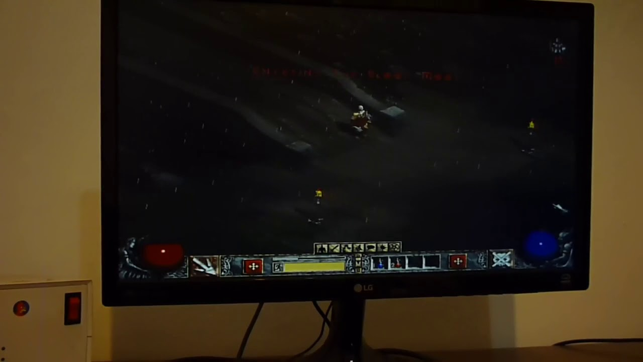 Diablo II running NATIVELY on raspberry pi 2/3