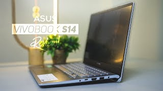 24 Hour Battery Life Laptop? The ASUS VivoBook S14 Z403FA