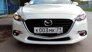Тест-Драйв:Mazda 3