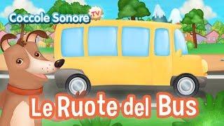 Le ruote del bus + altre canzoncine - Canzoni per bambini di Coccole Sonore