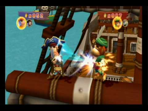 Pirates: The Hunt For Blackbeard's Booty Review (Wii) from YouTube · Duration:  3 minutes 15 seconds