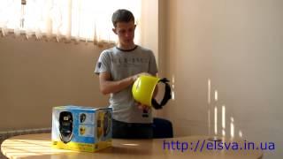 Сварочная маска-хамелеон ESAB Origo Tech.Видеообзор маски(Интернет-магазин сварочного оборудования