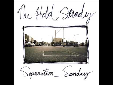 The Hold Steady - Separation Sunday FULL ALBUM