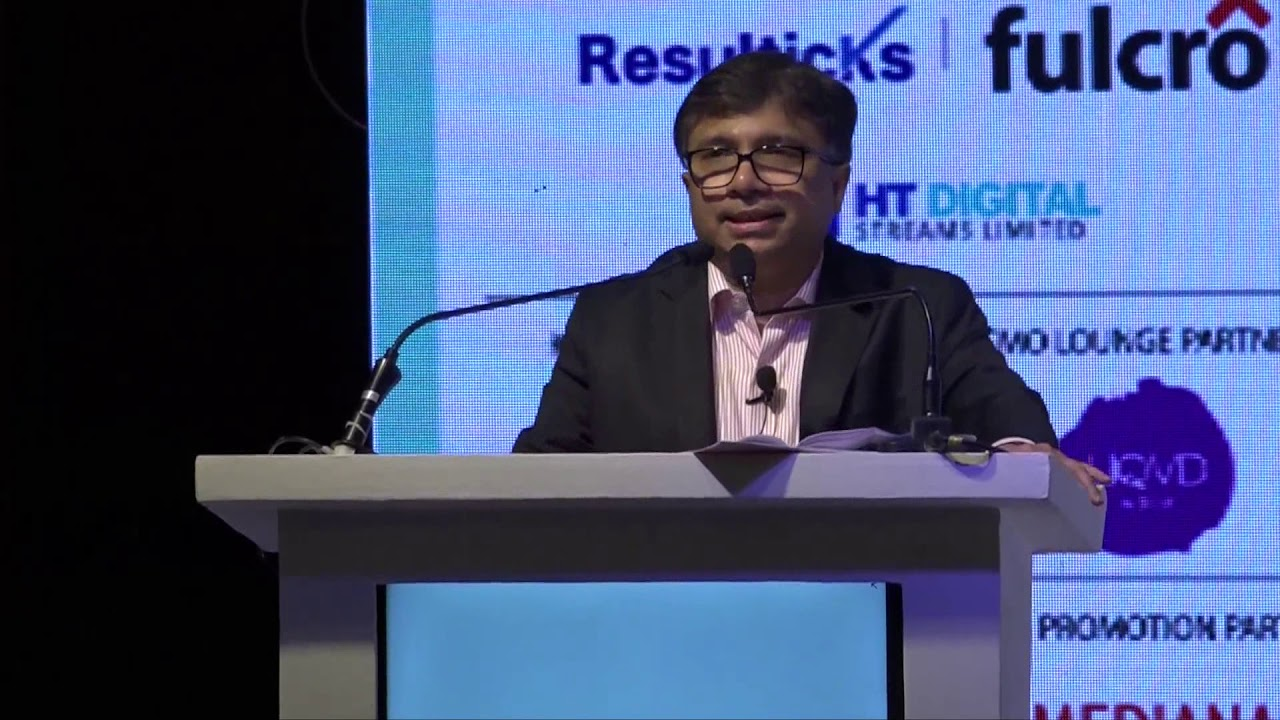 Keynote Address : Saugata Gupta MD & CEO, Marico