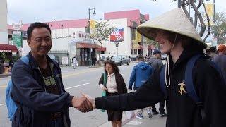 Exploring Chinatown!