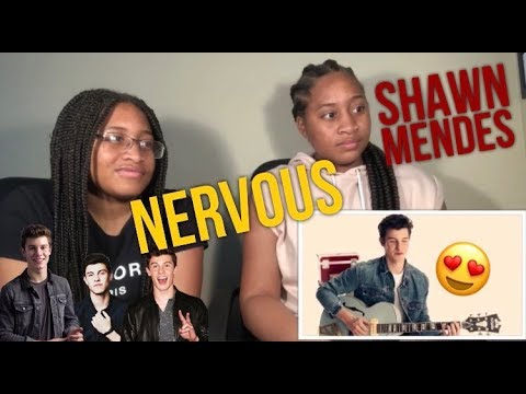 Shawn Mendes - Nervous | REACTION