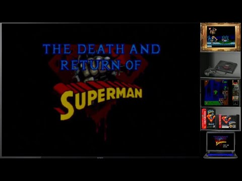 Busting Death and Return of Superman