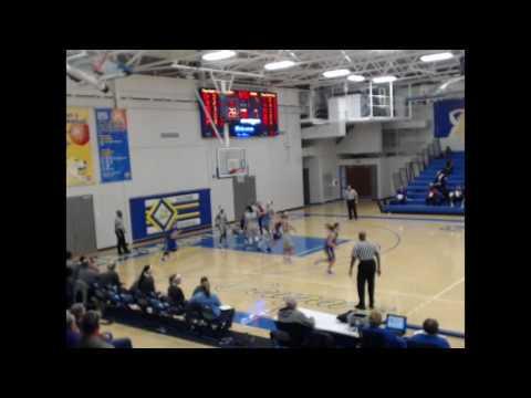 KVCC Women v Illinois Central College -- ICC Holiday Tournament