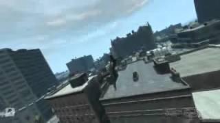 Вся физика  GTA 4  в одном видео