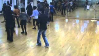 Back In My World - Line Dance (Demo & Walk Through)