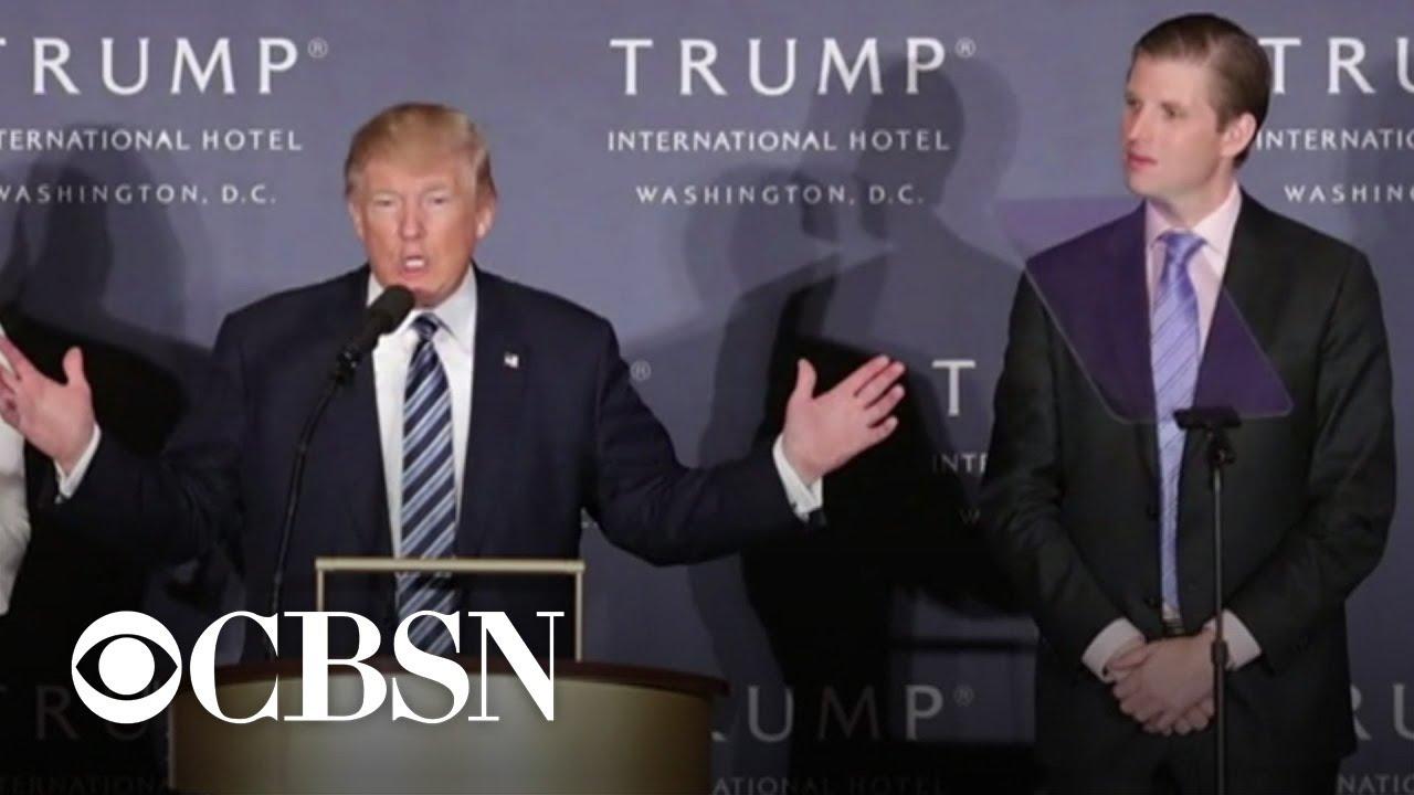 New York state seeks Eric Trump's testimony in probe of Trump ...