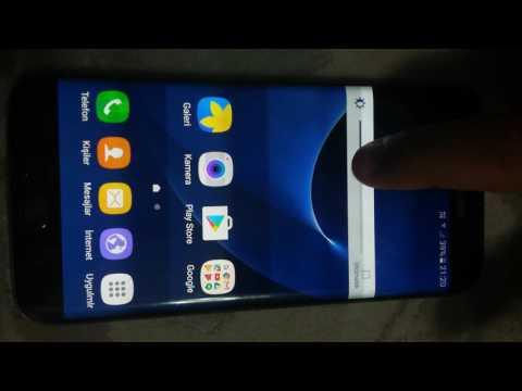Samsung S7 Edge Ekran Sorunu