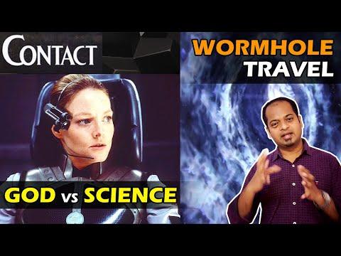 Contact | God vs Science | Wormhole travel  | Mr.GK