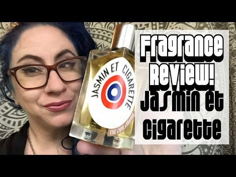 Fragrance Review :: Etat Libre d'Orange Jasmin et Cigarette | Niche