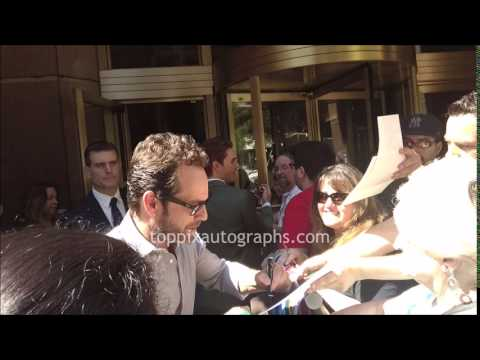 Camila Mendes, Madelaine Petsch, Luke Perry & KJ Apa - SIGNING AUTOGRAPHS in NYC