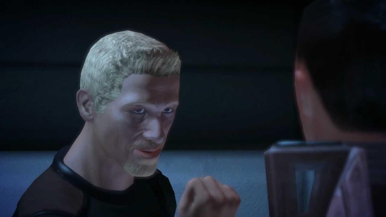 "Mass Effect: ""The Fan"" Conrad Verner"