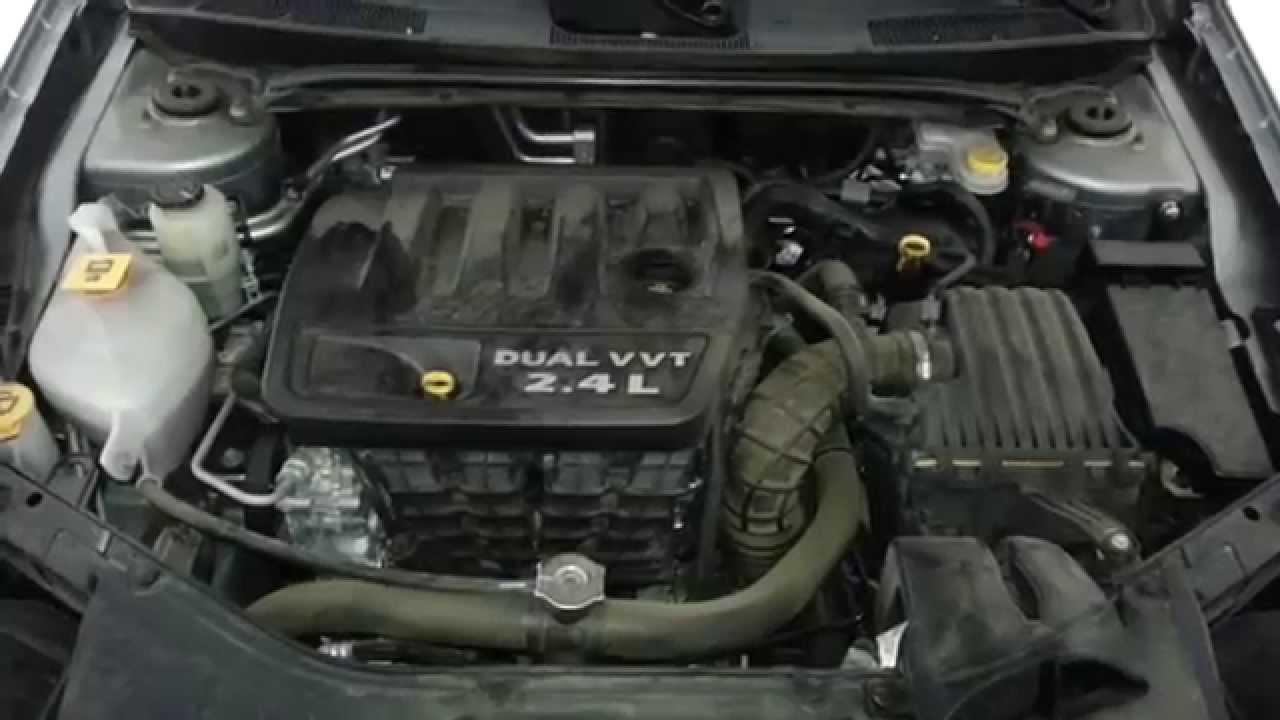 Fuse Box On 2011 Dodge Durango 2013 Chrysler 200 2 4l I4 Engine Idling After Oil Change