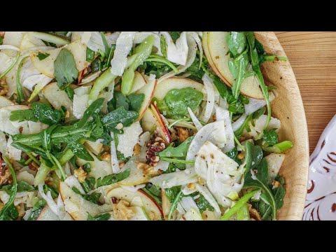 Rachael's Celery, Apple and Fennel Slaw