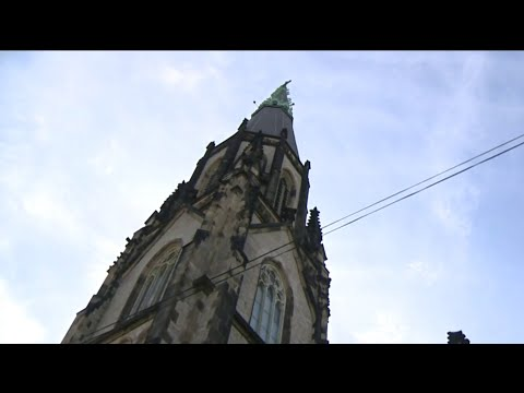 Renovation begins at historic St. Joseph Church in Detroit