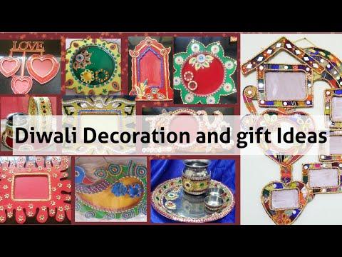 Home Decor Diya Decoration ideas | Diwali Craft Ideas | Easy Diya Stand @Artisan pallet from YouTube · Duration:  4 minutes 51 seconds