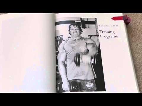 Arnold Schwarzenegger Encyclopedia of Modern Bodybuilding
