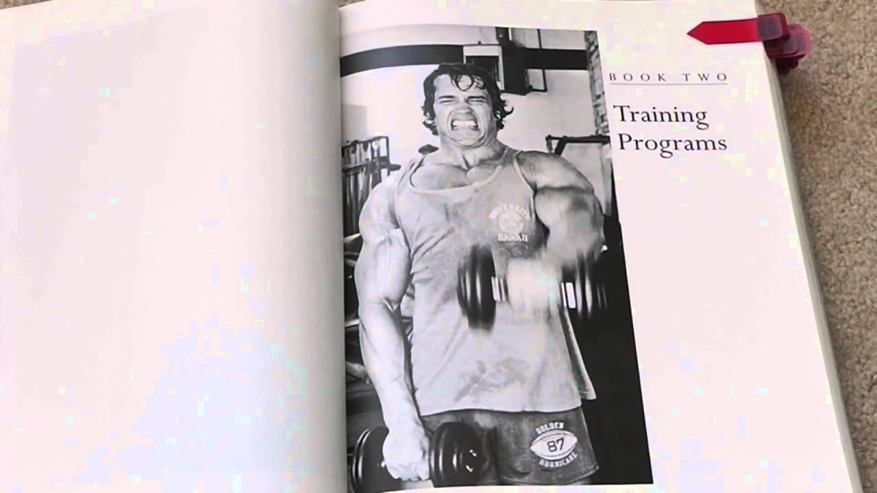 Arnold Schwarzenegger The New Encyclopedia Of Modern Bodybuilding Ebook