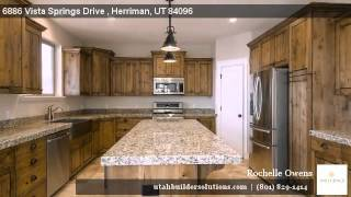 6886 Vista Springs Drive Herriman, UT