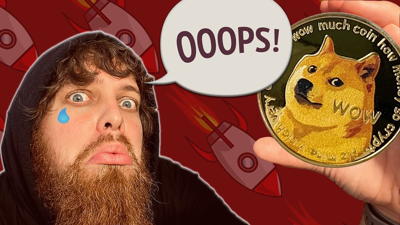 WAS I WRONG ABOUT DOGECOIN???