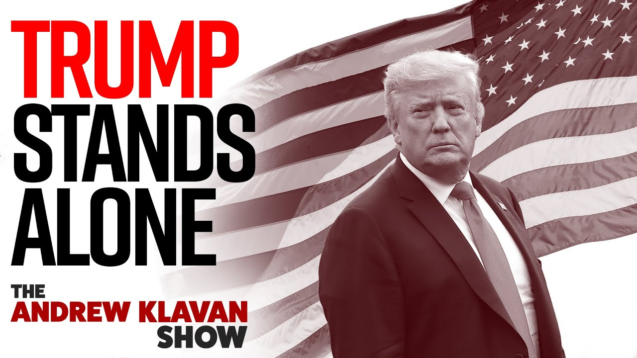 Trump Stands Alone | Ep. 923