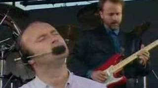 Phil Collins - In the air tonight (live) thumbnail