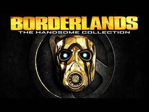 Borderlands 2 Playthrough Part 1 First Time! Interactive Livestreamer And Chatroom 1/2
