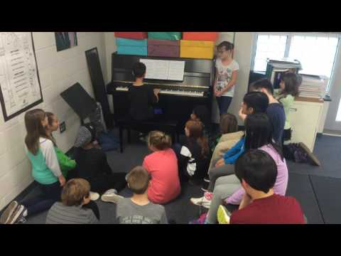 Playing Stay With Me in 5th Grade music class  Dec 2015