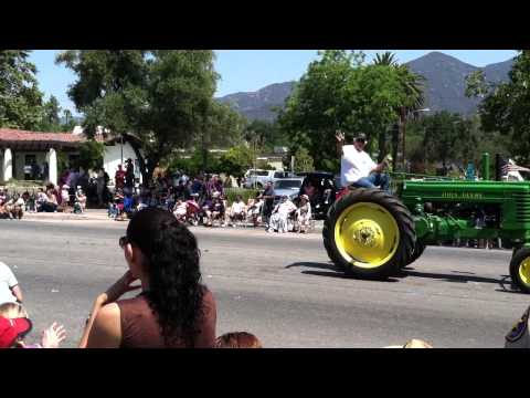 Ventura County TopaTopa Flywheeler Tractor Club