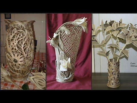 New Jute Vase Decoration Idea's