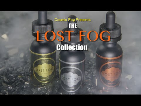 Lost Fog by Cosmic Fog - MyFreedomSmokes