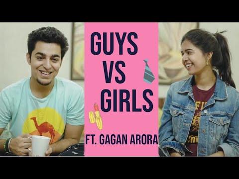 Getting Ready Girl V/s Boy ft Gagan Arora | Sejal Kumar thumbnail