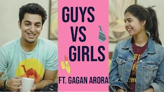 Getting Ready Girl V/s Boy ft Gagan Arora | Sejal Kumar