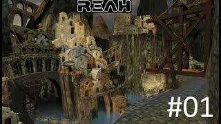 Zagrajmy ponownie w Reah: zmierz się z nieznanym PL [#1]: Pustynne miasto