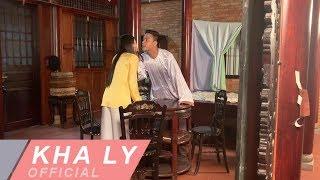 sự cố cảnh quay Thanh Duy hiếp Kha Ly đến nỗi rách quần trong hậu trường phim Dâu Bể Đường Trần