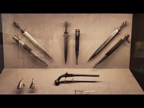 СРОЧНО! Временная выставка холодного оружия в Москве! Империя и Кавказ