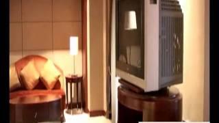 Hotel Sofitel - chambre deluxe - Xian - Chinaveo.avi