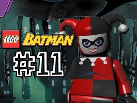 LEGO Batman - Villains - Episode 11 - A Surprise for the Commissioner (HD Gameplay Walkthrough)