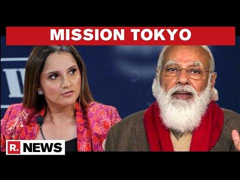 Sania Mirza Talks To PM Modi; Details Her Tokyo Olympics Preparation With Ankita Raina