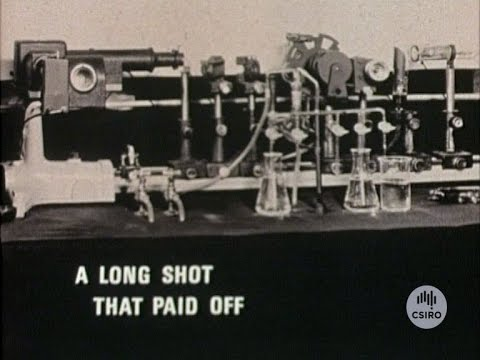 A Long Shot that Paid Off: CSIRO's Atomic Absorption Project (1970)