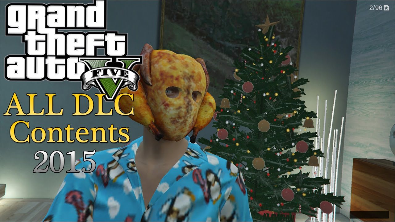 All Christmas Masks Gta Online.Gta 5 Christmas Dlc Update Gta Online New Masks Clothes Christmas Tree Gta 5 Festive Surprise