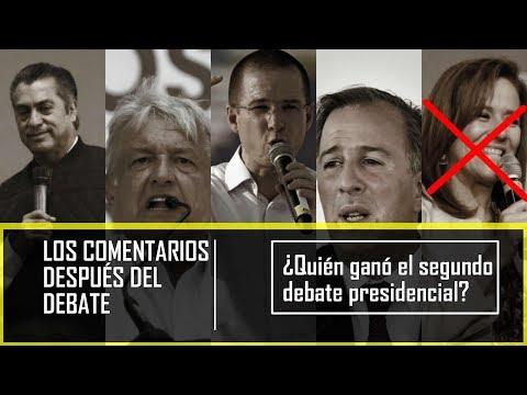 ANÁLISIS POST DEBATE ¿Quién es el ganador? - EN DIRECTO
