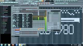 "Rehab -""1980"" FL Studio Remake Instrumental 2012"