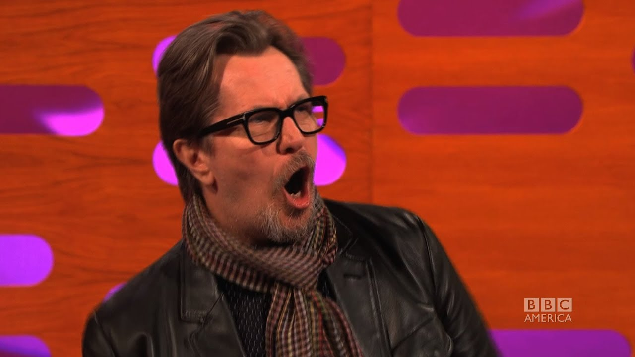 GARY OLDMAN on His Screaming Role in CALL OF DUTY - The ...