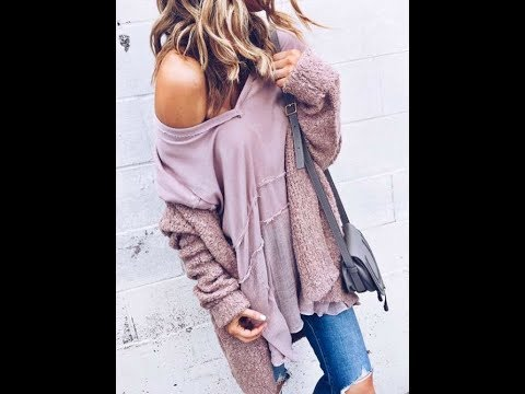 [VIDEO] - Cute and Cozy Cardigan Spring Outfits 2